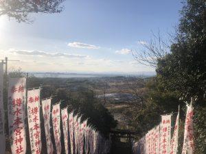 本宮山からの景色